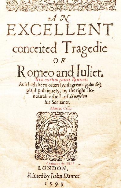 Três Cartas Para Romeu