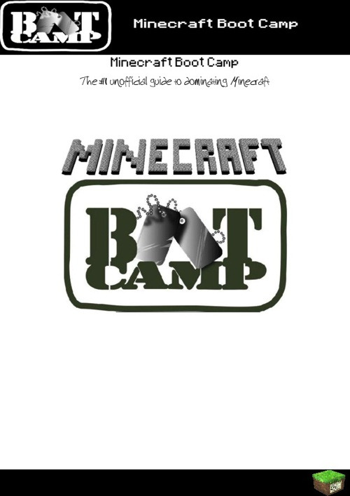 Minecraft Boot Camp