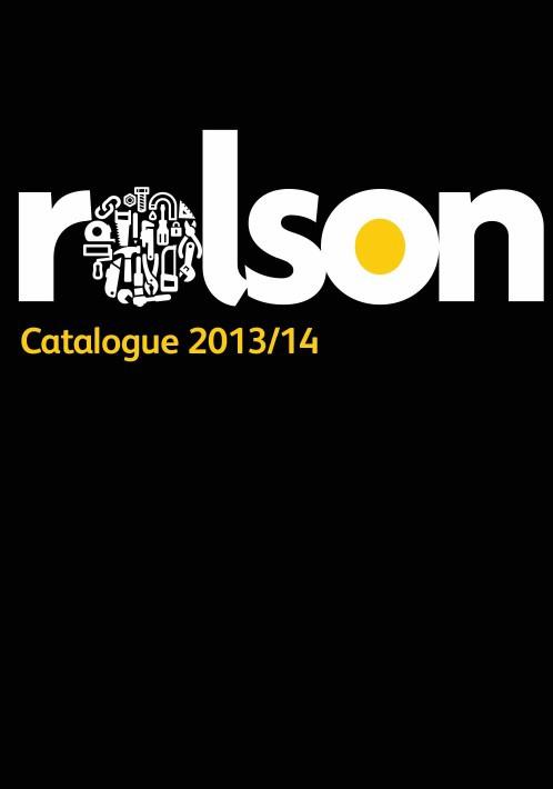 Rolson Catalogue