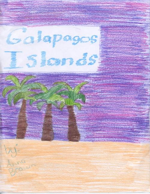 Anna Brown Galapagos Island EBook