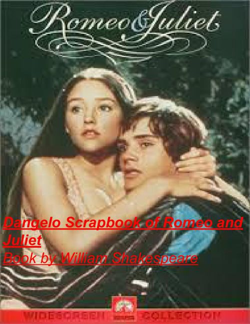 Romeo and Juliet Scrapbook (2)