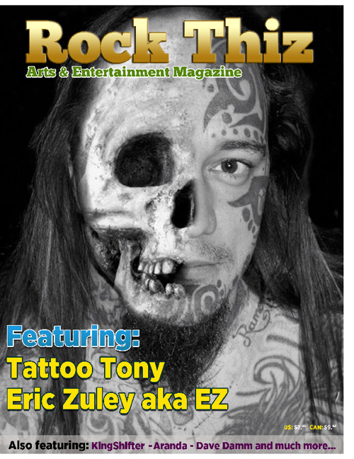 Rock Thiz Magazine Issue 4