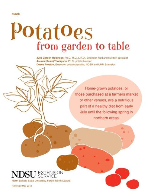 How to cook a potato