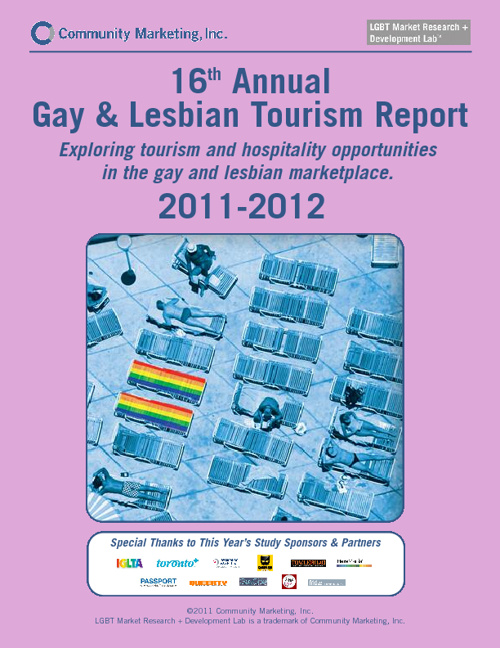 16th Annual Gay & Lesbian Tourism Report 2011-2012