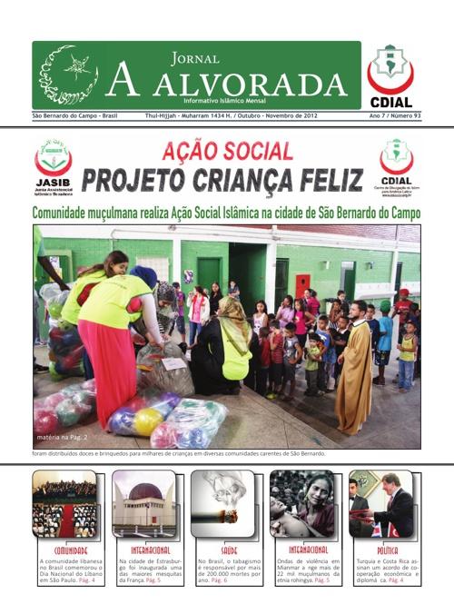 Jornal A Alvorada - Out/Nov