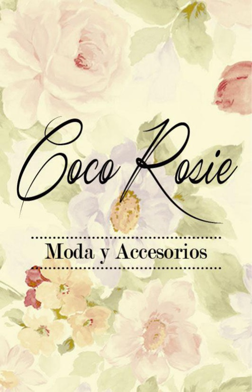 Catálogo Coco Rosie