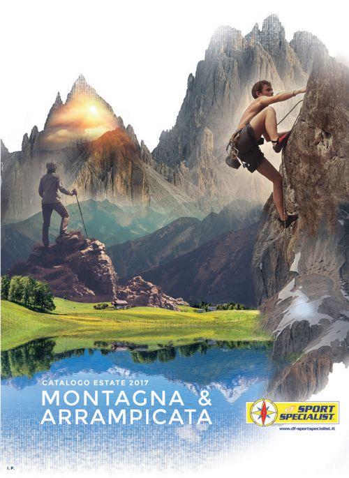 Catalogo DF Sport Specialist Montagna & Arrampicata - Estate