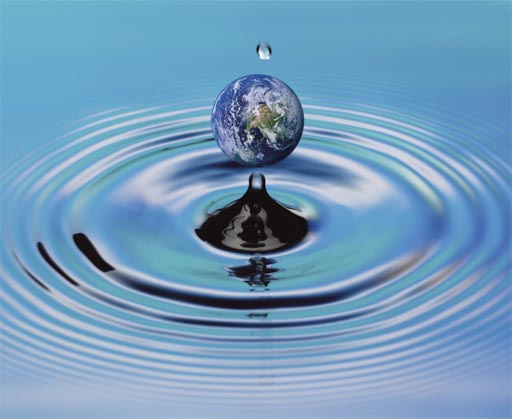 WaterDropWorld