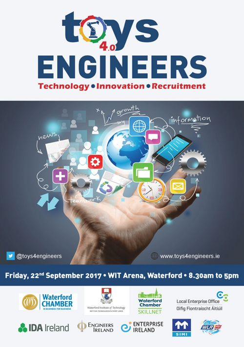 Toys4Engineers Conference Brochure