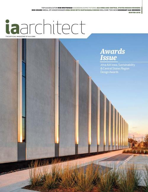 Iowa Architect Winter 2015