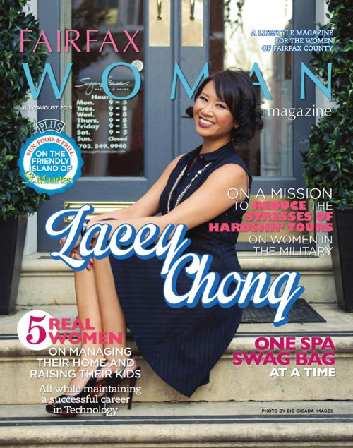 Fairfax Woman Magazine - July/August 2015