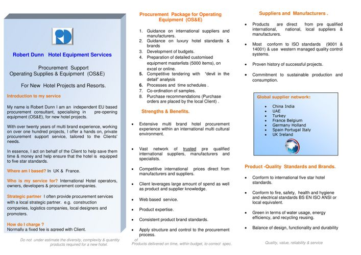 Brochure OSE Procurement Brochure Dunn Oct 2016