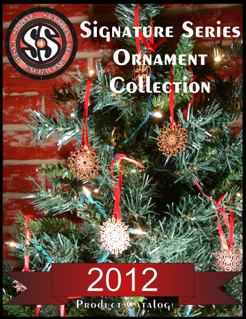 Spring Station Ornament Catalog