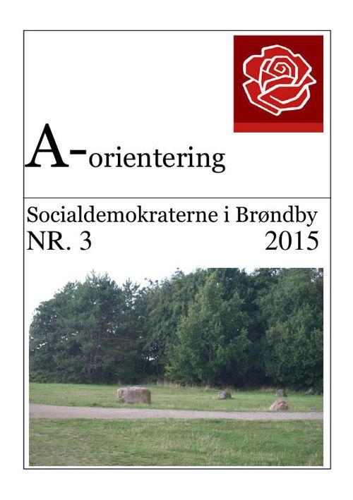 A-orientering 3 - 2015