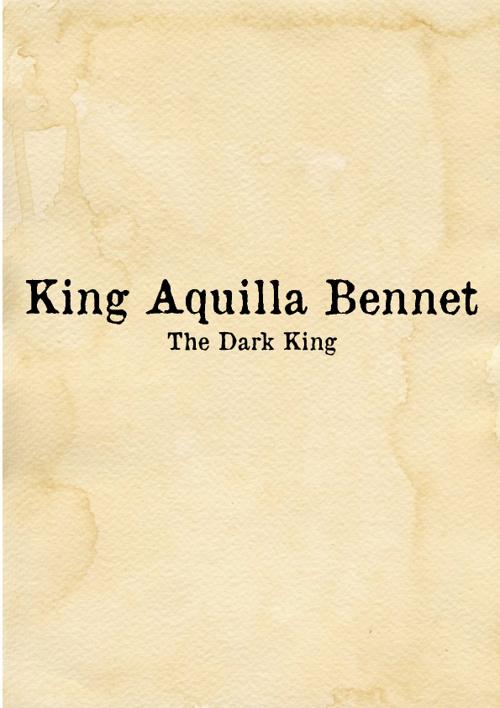 King Aquilla