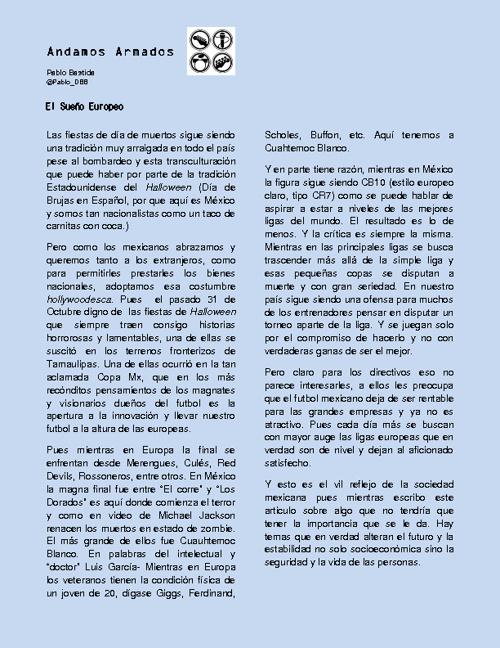 Artículo tipo Jorge Ibarguengoitia