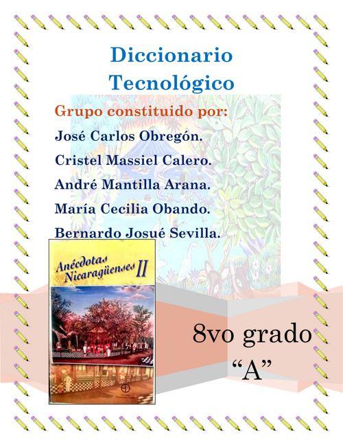 Diccionario tec. jc lenguaje taller 2017 Parte2