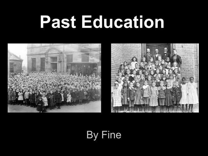 Past Education