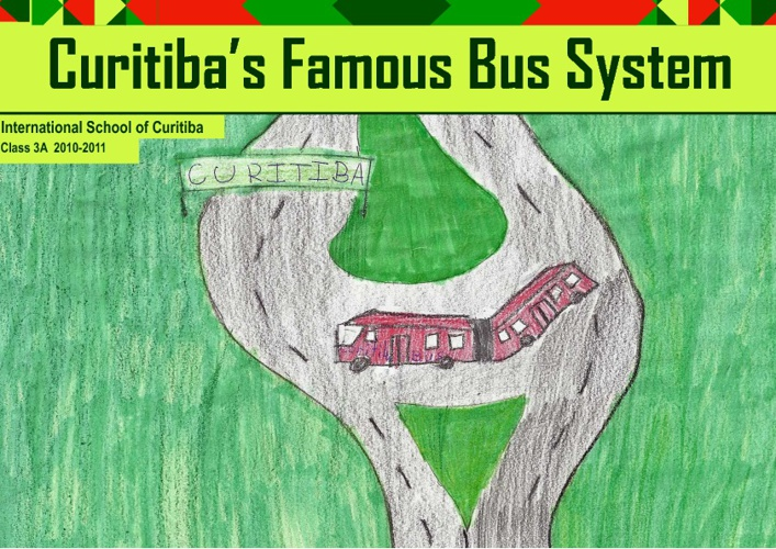 3rd Grade: Curitiba's Famous Bus System