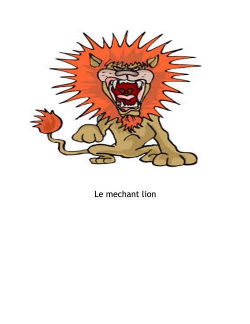 Le Mechant Lion