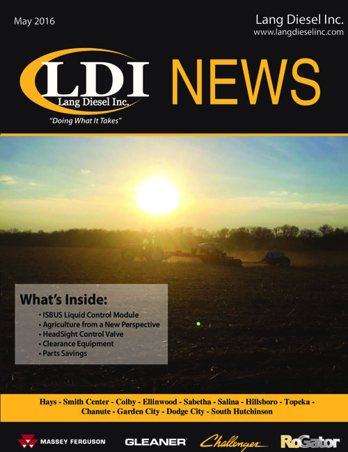 LDI News- May 2016