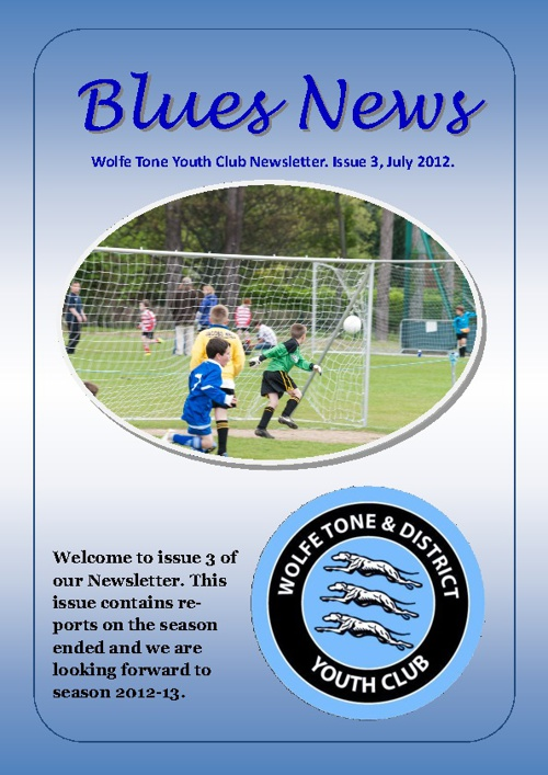 Blues News issue 3