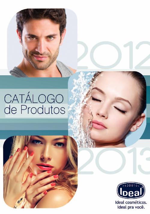 Catálogo Ideal Cosméticos 2012
