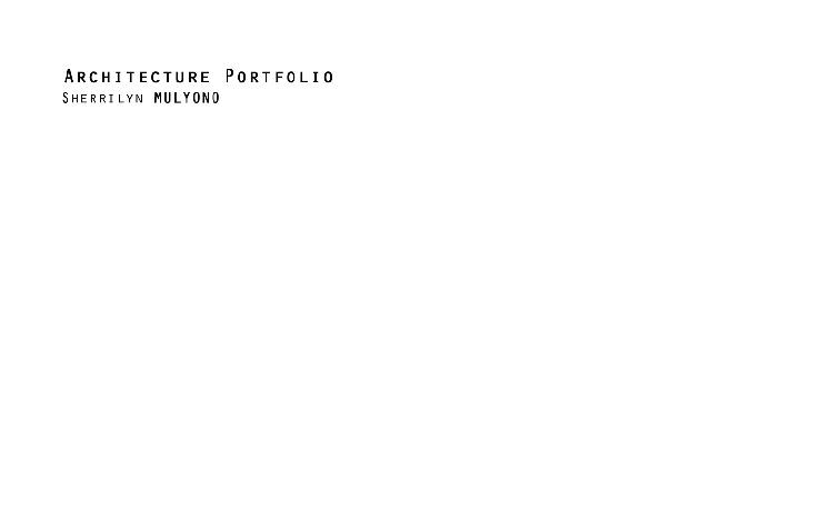 school project portfolio