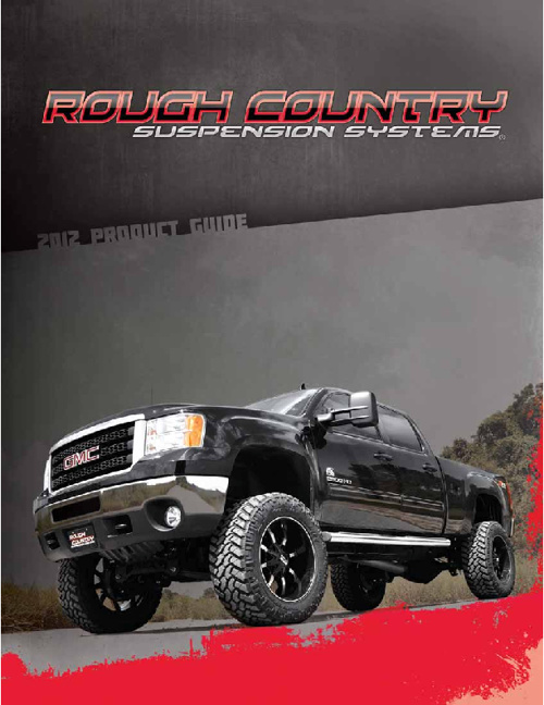 Rough Country 2012 Product Guide