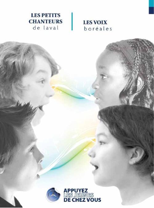 Petits Chanteurs de Laval - Mercedez