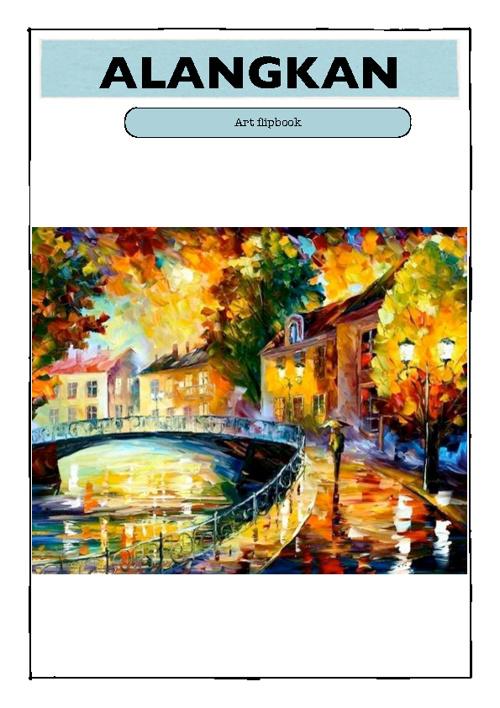 Art flipbook
