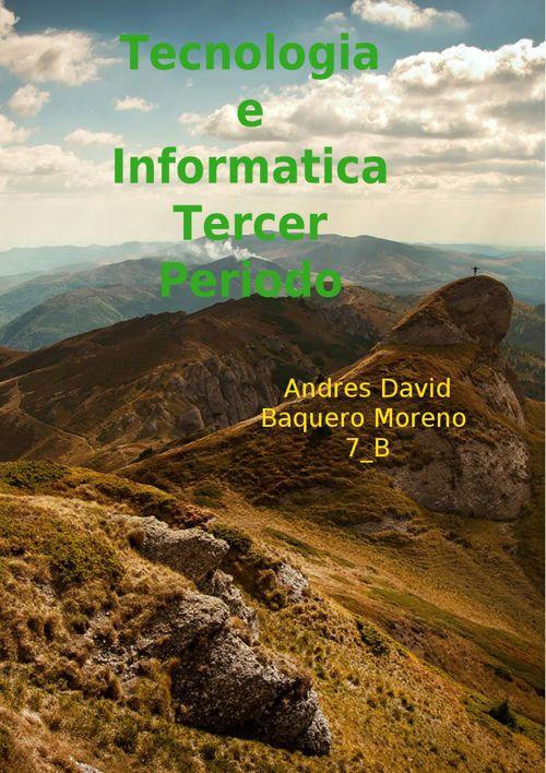 Libro de Informatica y Tecnologia