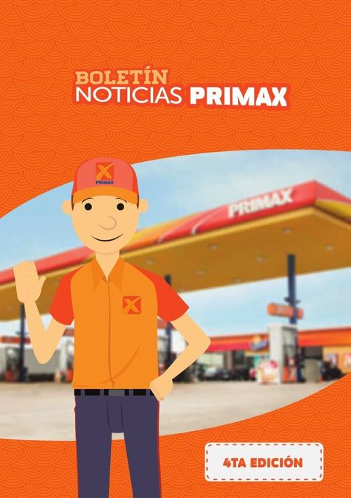 Boletin - Noticias PRIMAX