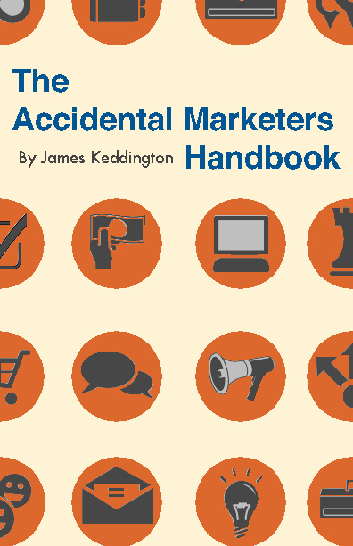 Accidental Marketers Handbook Sample
