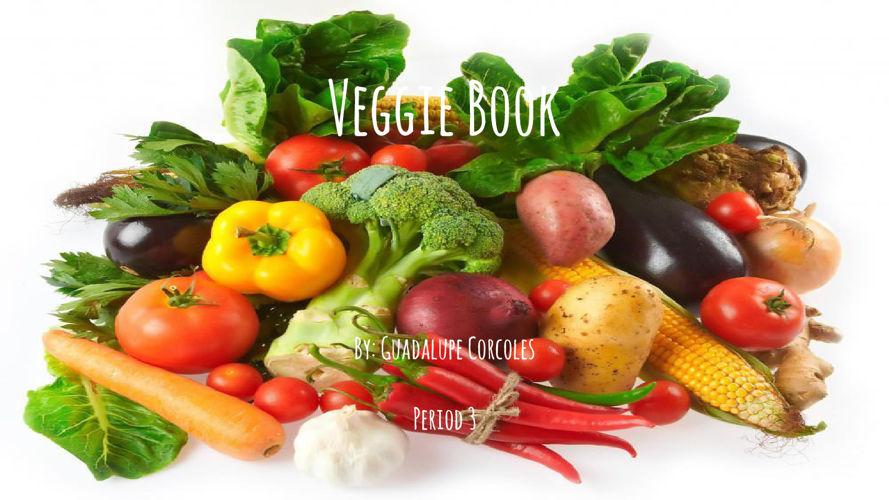 Veggie Book