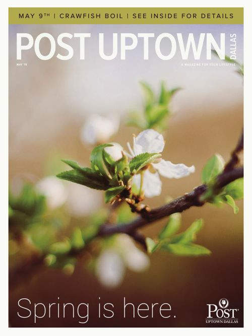 May 2015 Uptown Dallas Newsletter
