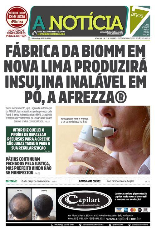 Jornal A Notícia - Edição 307