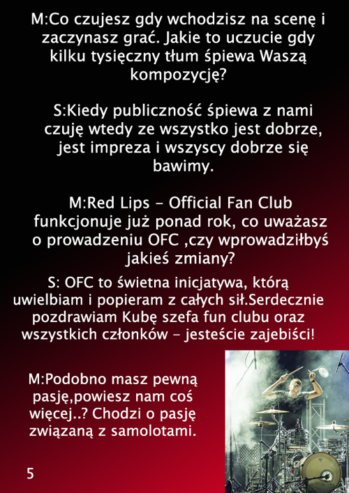 #nr.1 - Magazynu Red Lips!