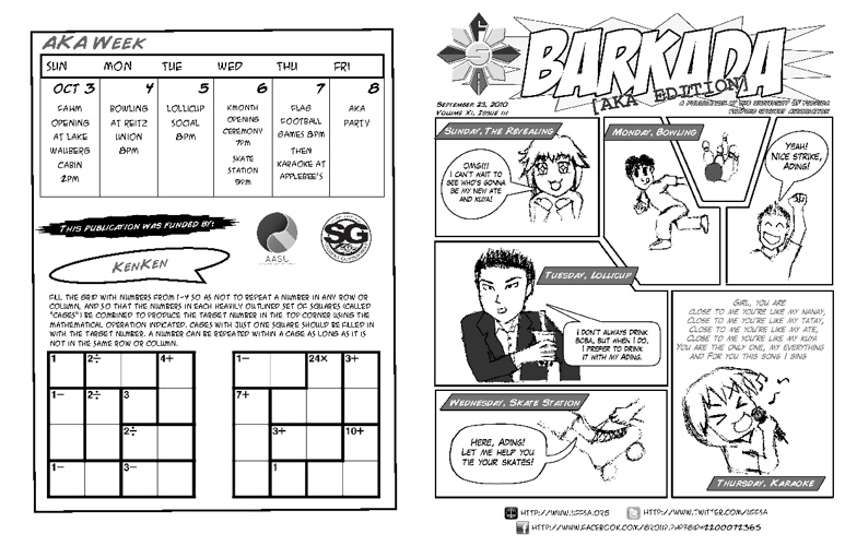 The Barkada - Jenna 1