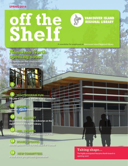 Off the Shelf - Spring 2014 Edition