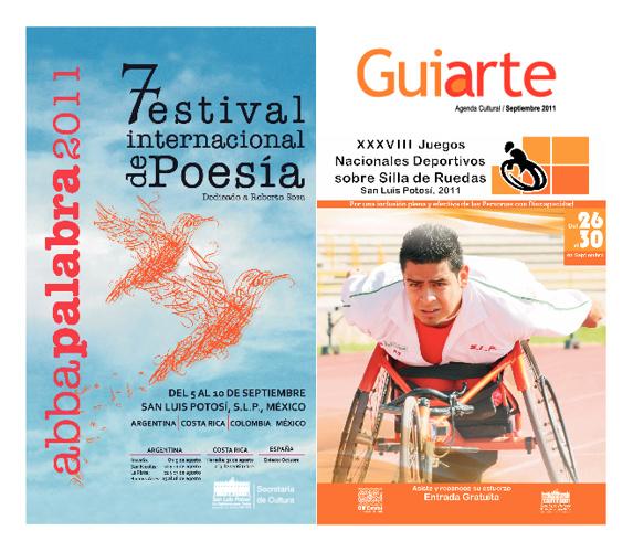 Aquí podras ver el Guiarte del mes de Septiembre 2011