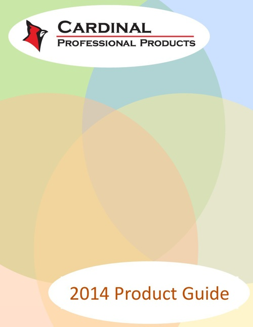Cardinal 2014 product guide