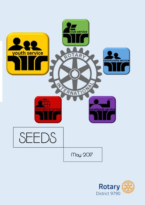 SEEDS May 2017