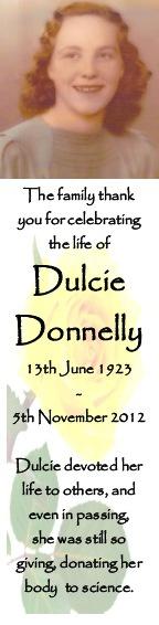 Dulcie Donnelly