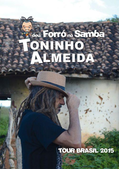 Toninho Almeida Tour Brasil 2015