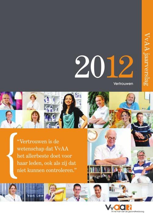 Jaarbericht 2012