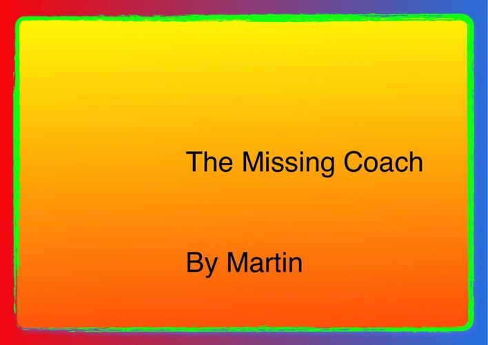 4SR Martin Mystery