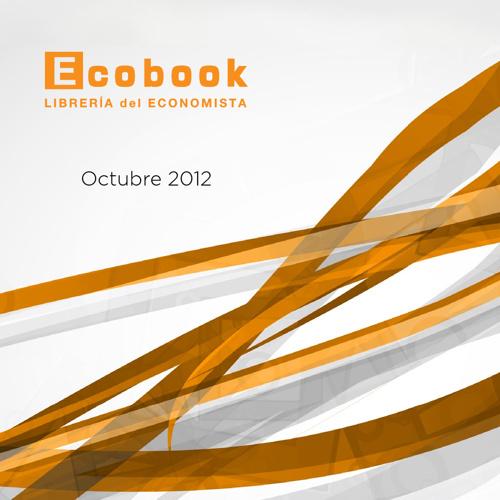 Catálogo Ecobook Octubre 2012