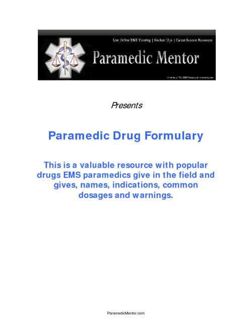 DrugFormMM
