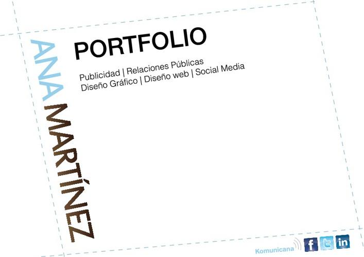 Portfolio de Ana Martínez